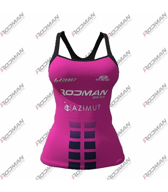 Canotta Rodman Girl Pink