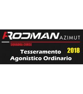 Tess. Agonistico 2018